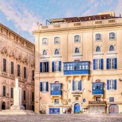 Castille Hotel Valletta