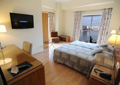 Plaza Superior Seaview Room