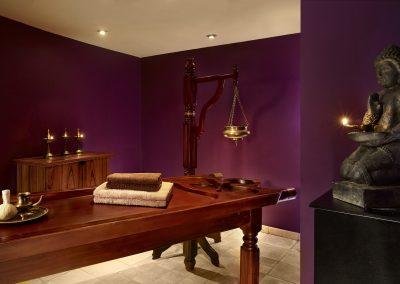 Myoka Spas Ayurveda Room