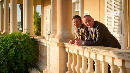 Civil union in Malta