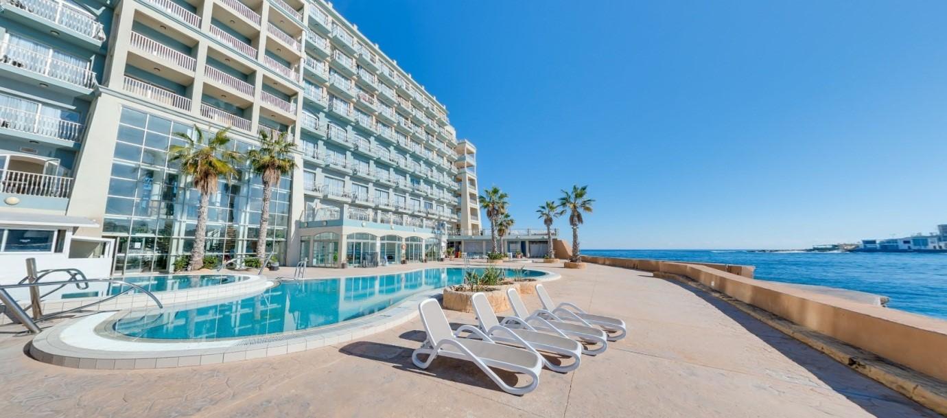 Cavalieri Art Hotel Malta Booking