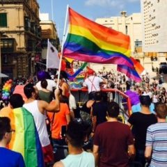 Malta Pride 2017 – 9th September, 2017, Valletta