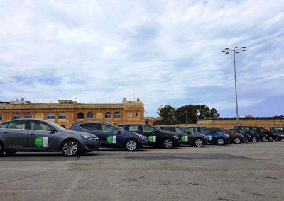 Taxify Malta Fleet