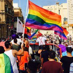 2018 Malta Pride Parade & Celebration
