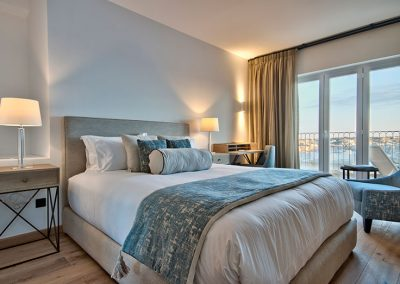 Deluxe Room with Harbour View