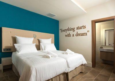 Design Twin/Double Bedroom
