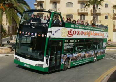 Gozo Hop on Hop Off Bus
