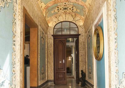 Palazzo Paolina Entrance