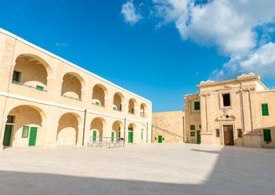 Piazza dArmi Fort St Elmo