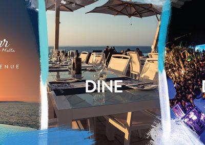 Cafe del Mar Malta