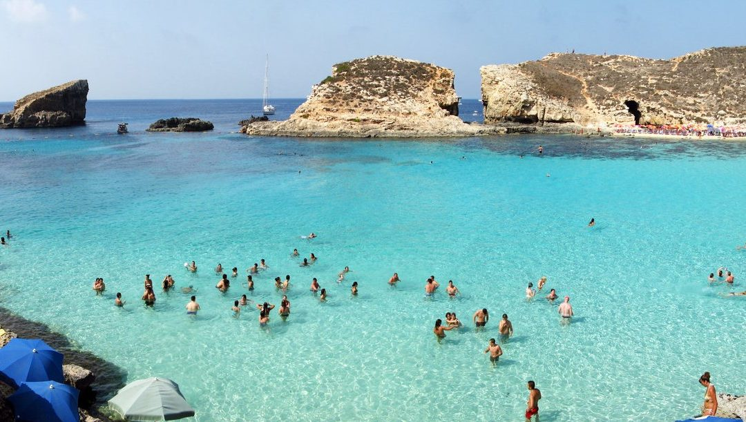 Top 5 Beaches in Malta