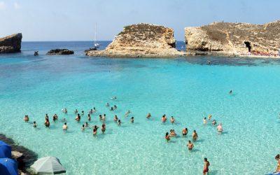 Top 5 Beaches in Malta