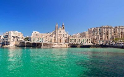 Five Facts about St Julian's/Sliema/Gzira Area