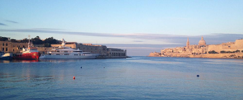 Valletta & Ta' Xbiex Harbour Area