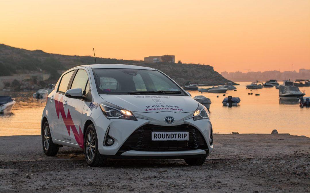 GoTo Vehicle Sharing in Malta and Gozo