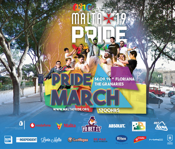 Malta Pride Month 2019 Events