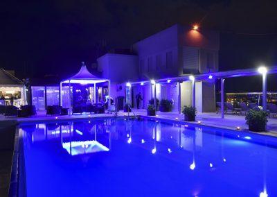 Rooftop Pool Venue